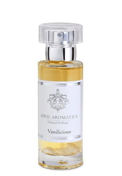 Vanilicious Eau de Parfum  by April Aromatics