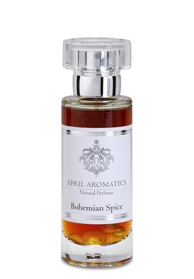 Bohemian Spice Eau de Parfum  by April Aromatics