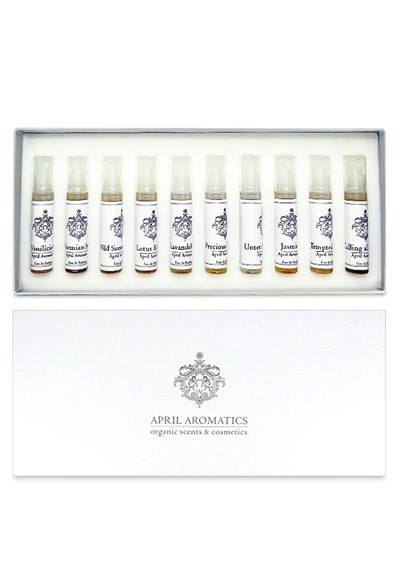 Deluxe Discovery Set  Discovery Set  by April Aromatics