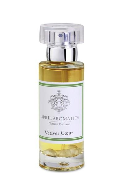 Vetiver Coeur Eau de Parfum  by April Aromatics