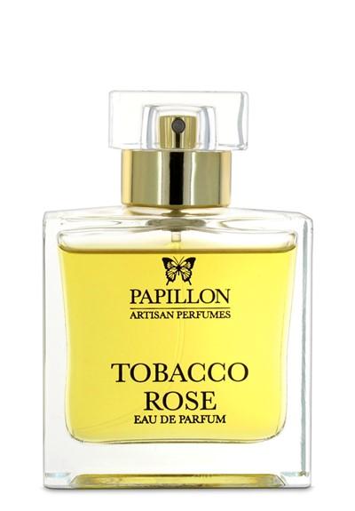Tobacco Rose Eau de Parfum  by Papillon Artisan Perfumes