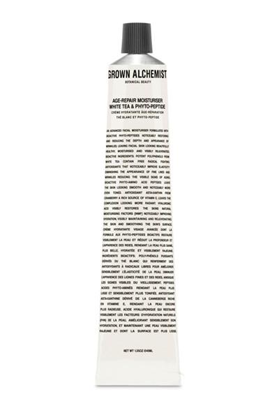 Age Repair Moisturizer: White Tea & Phyto-Peptide   by Grown Alchemist