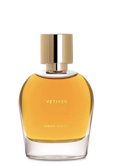 Vetiver Eau de Parfum  by Hiram Green Perfumes