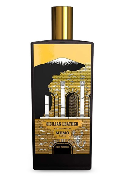 Sicilian Leather  Eau de Parfum  by MEMO