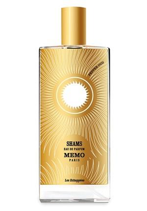Shams Oud Eau de Parfum by MEMO