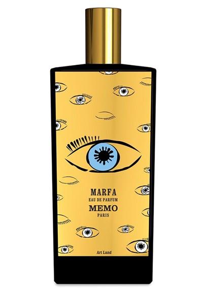 Marfa Eau de Parfum  by MEMO