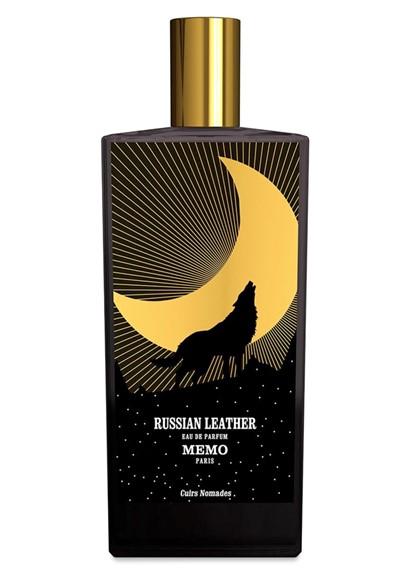Russian Leather Eau de Parfum  by MEMO