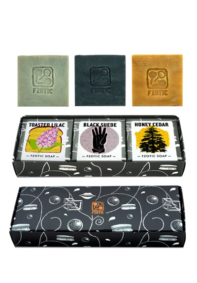 Bar Soap Set  Bar Soap  by Fzotic