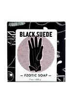 Black Suede by Fzotic