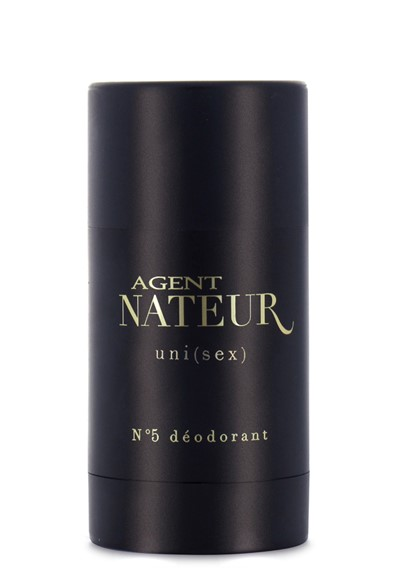 No. 5 uni(sex)  Deodorant  by Agent Nateur