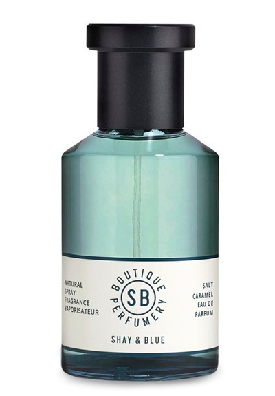 Salt Caramel Eau de Parfum  by Shay & Blue