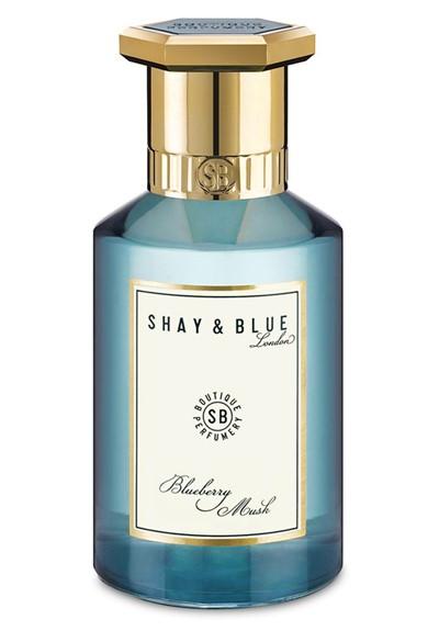 Blueberry Musk Eau de Parfum  by Shay & Blue