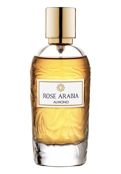Rose Arabia - Almond  Eau de Parfum  by Widian