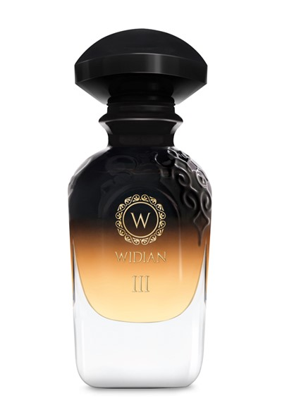 Black III Parfum Extrait  by Widian