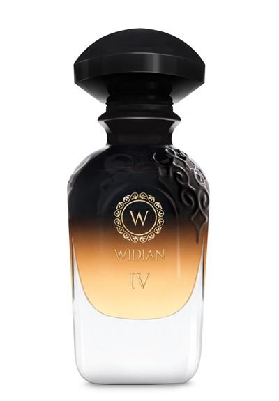 Black IV Parfum Extrait  by Widian