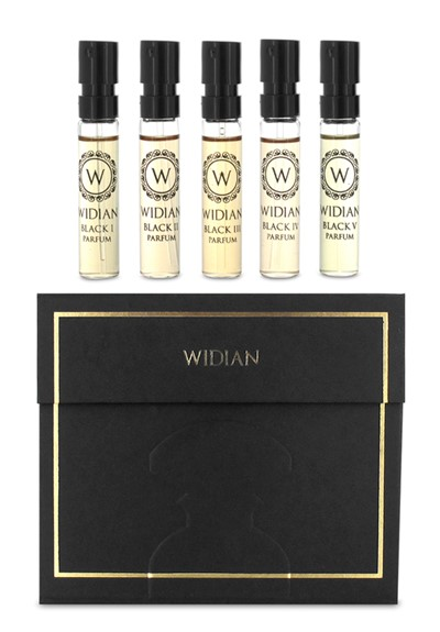 Widian Black Collection Discovery Set   by Widian