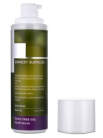 Soap-Free Gel Face Wash by Ernest Supplies