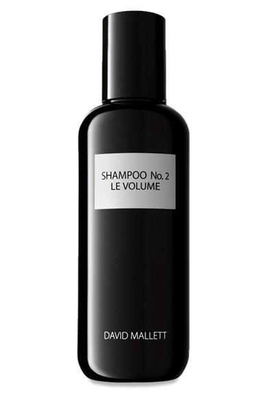 Shampoo No. 2: Le Volume  Shampoo  by David Mallett Hair