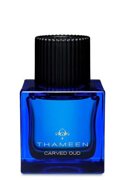 Carved Oud Extrait de Parfum  by Thameen