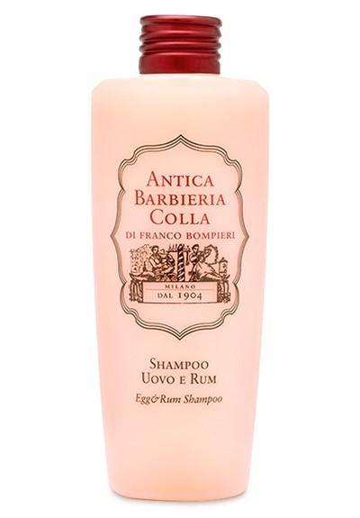 Shampoo Uovo e Rum (Egg & Rum) Shampoo  by Antica Barbieria Colla