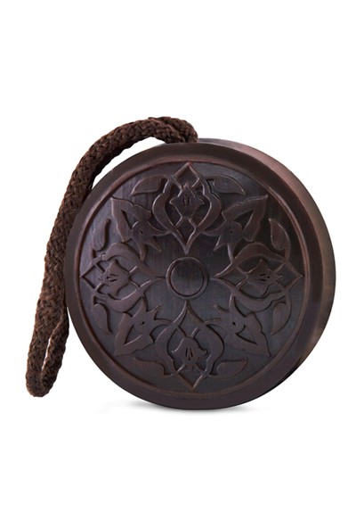 Hammam Soap - Amber Soap on a Rope  by Senteurs D'Orient