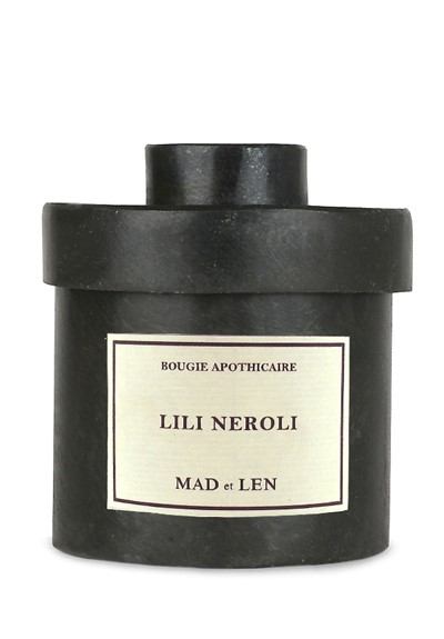Lili Neroli Candle  Scented Candle  by Mad et Len