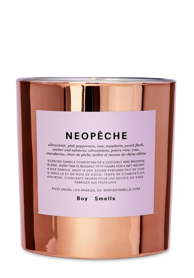 Neopeche  Scented Candle  by Boy Smells