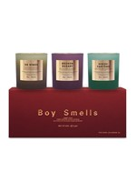 Holiday Rituals Votive Set by Boy Smells
