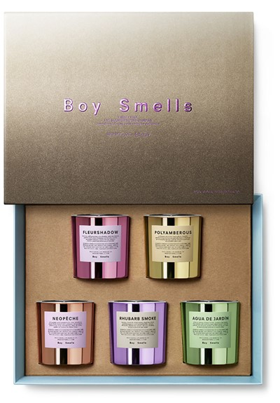 Hypernature Candle Set   by Boy Smells