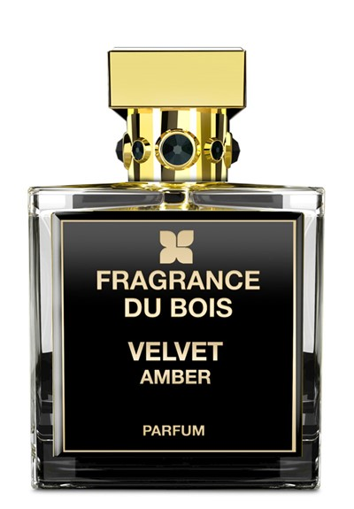 Velvet Amber Eau de Parfum  by Fragrance du Bois