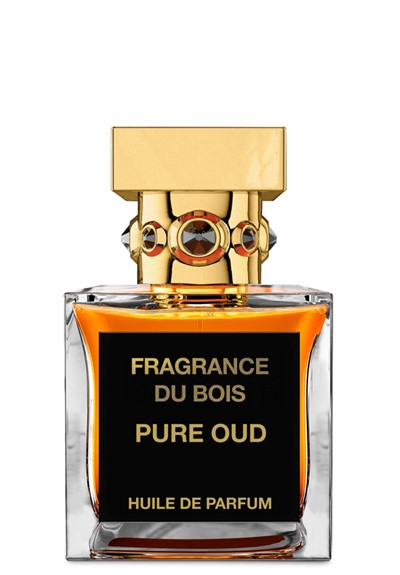 Pure Oud  Pure Oud Oil  by Fragrance du Bois
