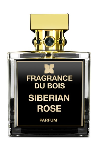 Siberian Rose Eau de Parfum  by Fragrance du Bois