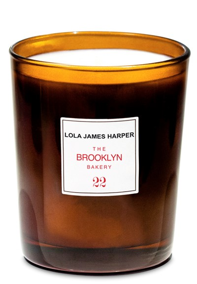 The Brooklyn Bakery Candle Scented Candle  by Lola James Harper