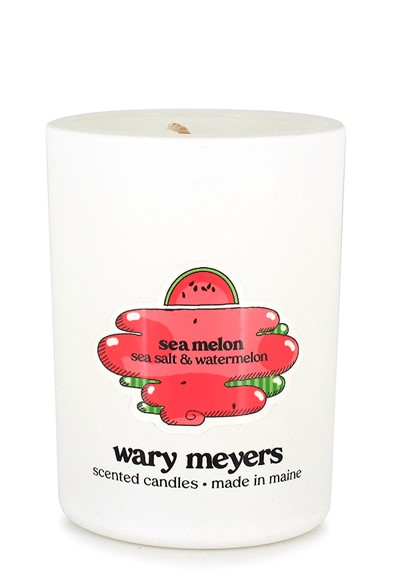 Sea Melon candle  Scented candle  by Wary Meyers