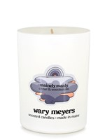 Mainely Manly candle by Wary Meyers