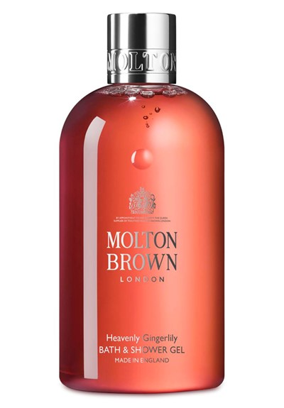 Heavenly Gingerlily Bath & Shower Gel  Body Wash  by Molton Brown