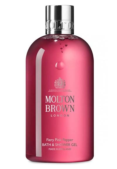 Fiery Pink Pepper Bath & Shower Gel Body Wash  by Molton Brown