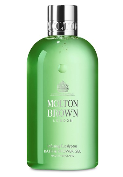 Eucalyptus Bath & Shower Gel Body Wash  by Molton Brown