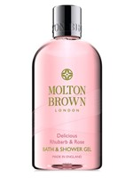 Delicious Rhubarb and Rose Bath & Shower Gel by Molton Brown