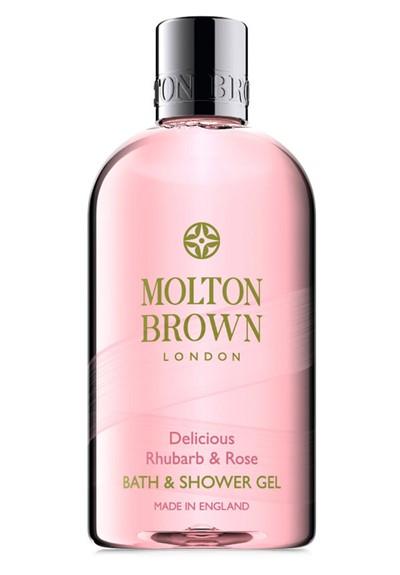 Delicious Rhubarb and Rose Bath & Shower Gel Bath & Shower Gel  by Molton Brown