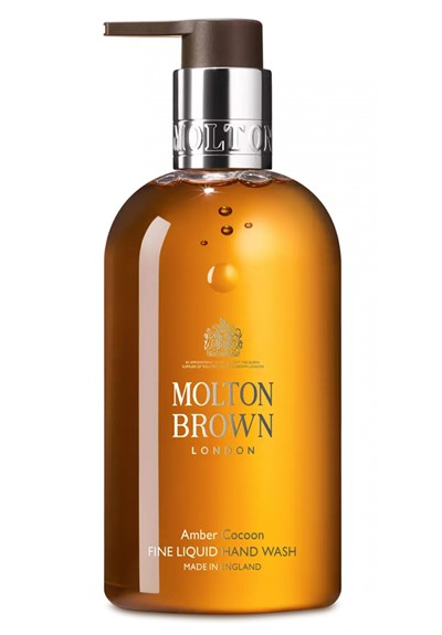 Amber Cocoon Fine Liquid Hand Wash  Hand Wash  by Molton Brown