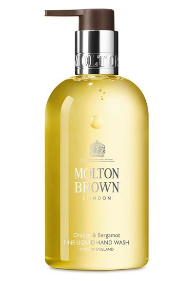 Orange & Bergamot Fine Liquid Hand Wash Hand Wash  by Molton Brown