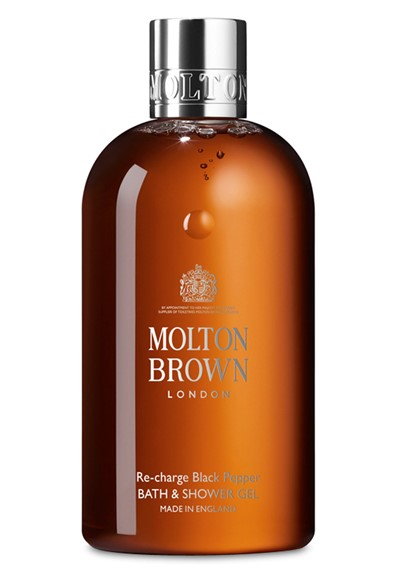 Re-charge Black Pepper Bath & Shower Gel  Body Wash  by Molton Brown