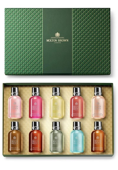 Stocking Filler Collection Body Wash Set  by Molton Brown
