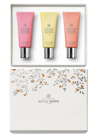 Hand Care Gift Set Hand lotion gift set  by Molton Brown