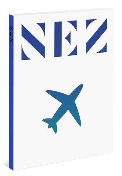 Nez Issue Nine  Magazine  by NEZ