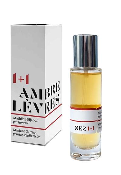 Ambre a Levres Eau de Parfum  by NEZ