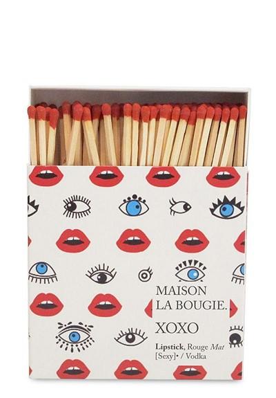 XOXO Matches Matches  by Maison La Bougie