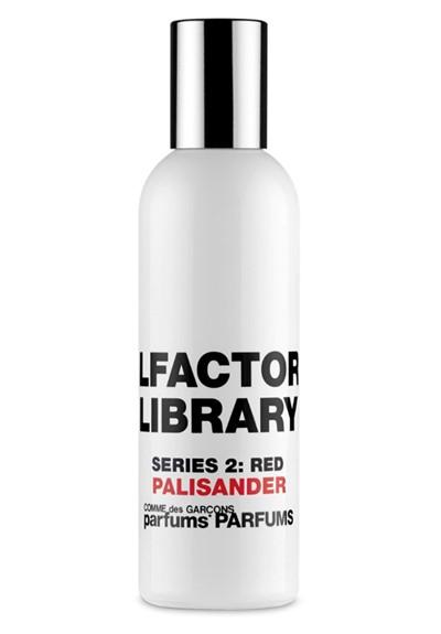 Palisander Eau de Toilette  by Comme des Garcons: Olfactory Library