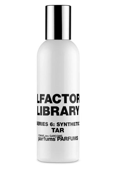 Tar Eau de Toilette  by Comme des Garcons: Olfactory Library